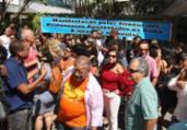 Em meio a protestos, pacotes de medidas é aprovado na Alba | Luciano da Matta | Ag. A TARDE