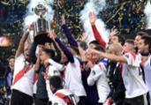 River conquista a Libertadores e faz a festa em Madri | Javier Soriano | AFP