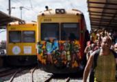 Funcionamento dos trens no subúrbio é suspenso até segunda | Daniele Rodrigues | Sedur