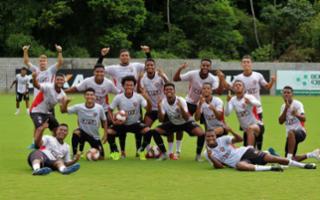 Garotos vão defender o Leão nos primeiros jogos de 2019; time já revelou Lucas Ribeiro - Maurícia da Matta/EC Vitória/Divulgação