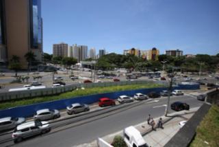 O imbróglio entre Inema e a prefeitura de Salvador em relação às obras do BRT já chegou a adiar as obras do modal em diversas ocasiões - Divulgação