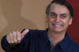 Presidente eleito sofre inúmeras ameaças terroristas nas redes - Mauro Pimentel/AFP