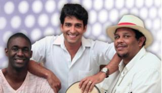 Grupo formado por Júnior Luiz, Marcelo Timbó e Fernando Rufino tem 20 anos - Divulgação