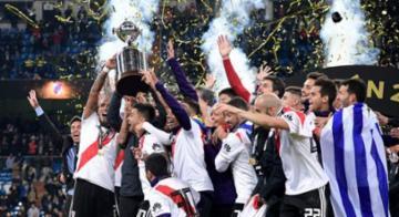 River Plate vence por 3 x 1 o Boca Juniors e conquista a Libertadores - Agência Brasil