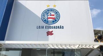 Loja Oficial do Tricolor construída no estádio é uma das motivações de ação na justiça - Reprodução, Instagram / Esquadrão