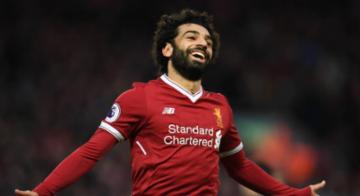 Salah marcou o gol do triunfo que levou os ingleses à próxima fase - Paul Ellis/AFP