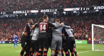 União vale título! Time paranaense teve garra para conquistar o troféu inédito - Nelson Almeida/AFP