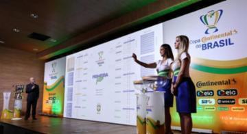 Sorteio define adversários de times baianos na Copa do Brasil - Lucas Figueiredo/CBF
