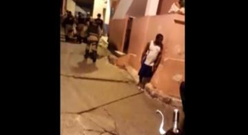 Um policial militar foi morto a facadas na noite deste domingo, 9, na Vila Matos, em Salvador. O caso aconteceu por volta das 21h, na rua Capitão Aristeu, onde a vítima foi atingida por golpes de faca por um suspeito ainda não identificado. - Reprodução