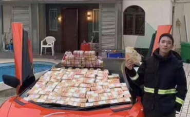 Wong é conhecido como 'jovem mestre da moeda' - Foto: Mia Tam | Twitter | Reprodução