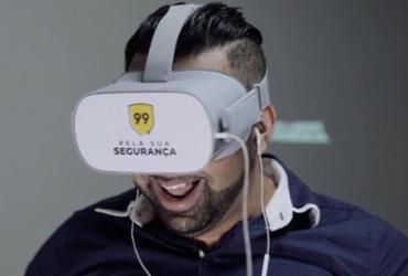 Empresa de mobilidade inova em treinamento de segurança usando realidade virtual | Divulgação