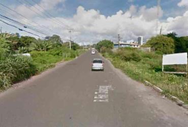 Colisão entre carro e moto deixa dois feridos em Patamares | Reprodução | Google Maps