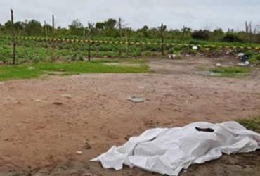 Homem é achado morto com perfurações de arma branca em Luís Eduardo   Reprodução   blog Sigi Vilares