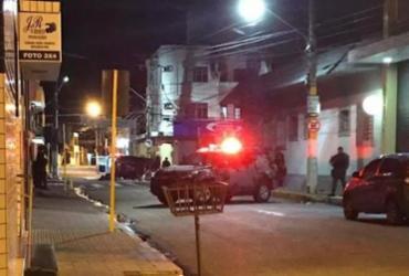 Tentativa de assalto a bancos deixa pelo menos dez mortos no Ceará   Reprodução   TV Cariri