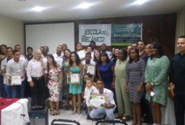 Projeto Jovens Campeões forma mecânicos inciantes em Salvador | Divulgação