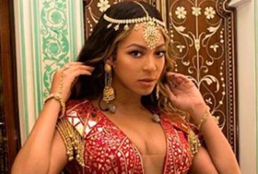 Beyoncé canta em casamento de herdeira de homem mais rico da Índia | Reprodução | Instagram