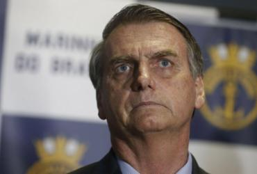'Se errei, arco com responsabilidades com o Fisco', afirma Bolsonaro | Tânia Rêgo l Agência Brasil