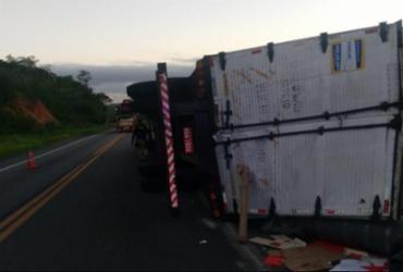 Homem morre após ser arremessado de veículo durante acidente na BR-116 | Reprodução | blog Marcos Frahm
