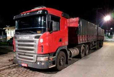 Carga de 37 toneladas de soja é recuperada em Santo Amaro | Divulgação | SSP-BA
