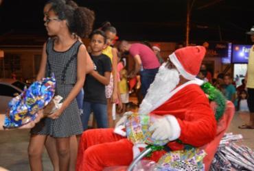 Natal Social é realizado pelo sexto ano em Canudos
