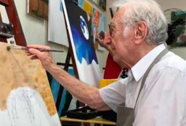 Vovô de 90 anos realiza sonho de fazer faculdade | Divulgação | Isabella Bucci