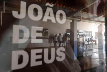 Dependência econômica e fé se misturam em Abadiânia, em Goiás   Marcelo Camargo   Agência Brasil