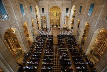 Coral Ecumênico da Bahia apresenta concerto natalino na Catedral Basílica | Raul Spinassé | Ag. A TARDE