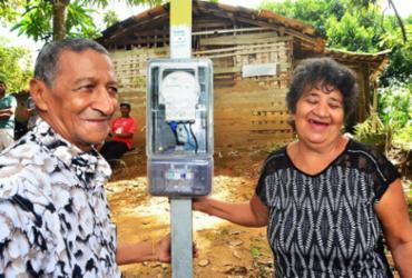 Coelba liga energia em mais de 30 casas de povoado baiano | Divulgação | Coelba