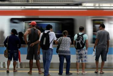 Mais trens e viagens e menos intervalos   Raul Spinassé   Ag. A TARDE