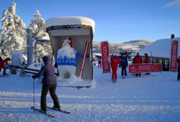 Estações de Esqui – O turismo na neve na Europa | Divulgação