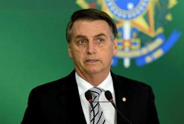 Na bancada federal, a hora das definições é com Bolsonaro lá | Evaristo Sa | AFP