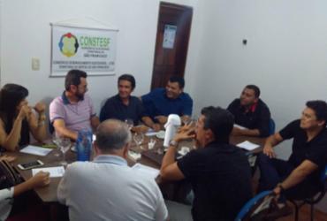 Prefeitos se reúnem com Consórcio Sustentável do Território do São Francisco