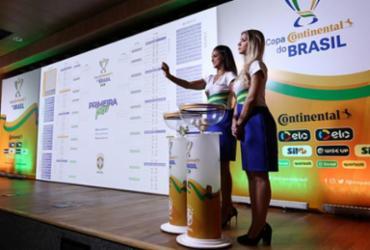 Sorteio define adversários de times baianos na Copa do Brasil | Lucas Figueiredo l CBF