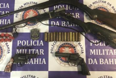 Suspeito de tráfico de drogas e homicídio é morto em ação da PM | Divulgação SSP-BA