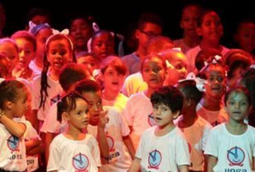Coral Hora da Criança se apresenta no Rio vermelho nesta sexta | Divulgação
