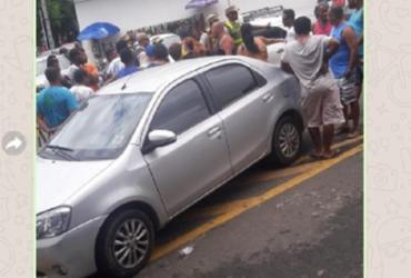 Discussão no trânsito termina com tentativa de homicídio em Itabuna | Divulgação | Verdinho Itabuna