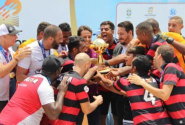 Vitória é campeão da Libertadores de Futebol de Areia   João Vital   CBSB