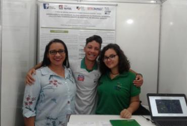 Estudantes de Barreiras desenvolvem etanol a partir da banana e se apresentam no Pará
