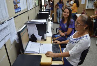 Estudantes da rede estadual têm até segunda-feira para renovar matrícula