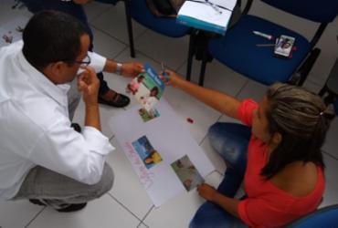 Empreendedores de Mata de São João participaram de oficina de vitrinismo