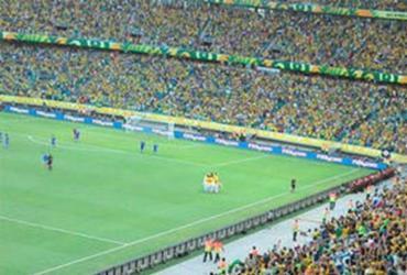 Brasil jogará em Salvador na primeira fase | Divulgação