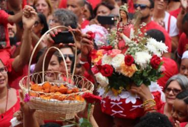 Festa de Santa Bárbara abre alta temporada do turismo na Bahia