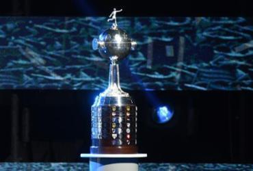 Conmebol sorteia grupos da Copa Libertadores 2019 | Norberto Duarte | AFP