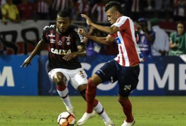 Atlético-PR recebe Junior e busca vitória simples por 1º título internacional |
