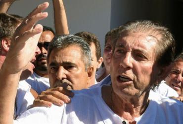 MP registra primeira denúncia contra o médium João de Deus na Bahia | Evaristo Sá | AFP