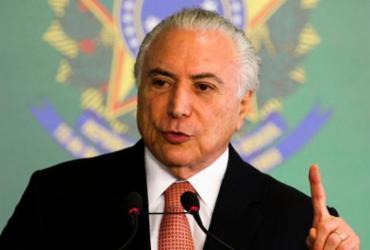 Bretas alega risco para ordem pública ao justificar prisão de Temer | Antonio Cruz l Agência Brasil