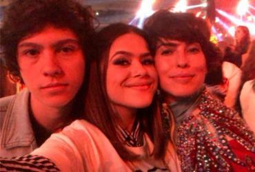 Maisa Silva mostra em foto como seu namorado se parece com Fernanda Paes Leme | Reprodução | Twitter