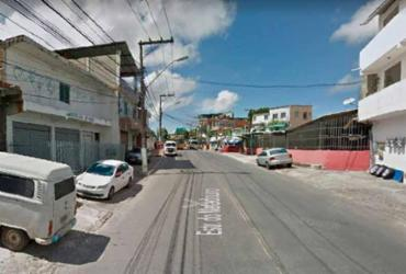 Manifestação deixa trânsito congestionado em Cajazeiras 7 | Reprodução | Google Maps