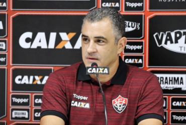 Marcelo Chamusca já está em casa na Toca do Leão