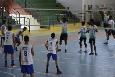 Mata de São João sediou a IV Copa de vôlei